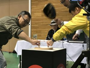 全日本製造業コマ大戦に出場しま...